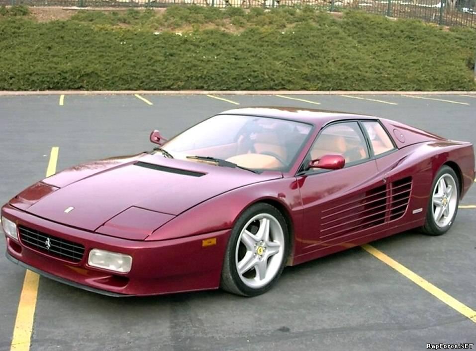 Ferrari фото.