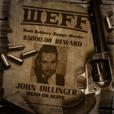 ШЕFF — John Dillinger (Single) (2018)