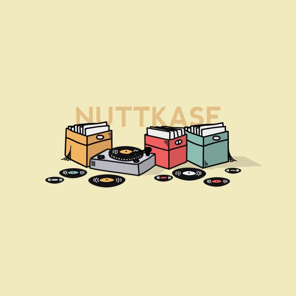 Nuttkase — No Meestakes (2018) EP