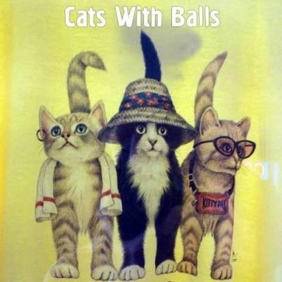 Cats With Balls - Усы и Лапы (2012) [Rap-Russia.ru]