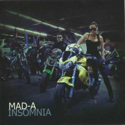 Mad-A — Insomnia (2013)