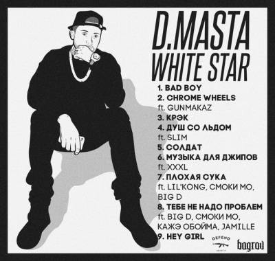 D.Masta — Old School Compilation (2014)