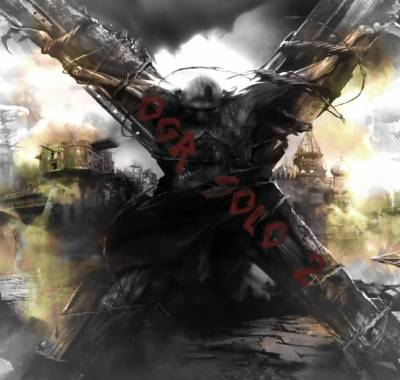 T1One (Коля Сканк) — Ogr Solo 2 Vol. 2 (2014)