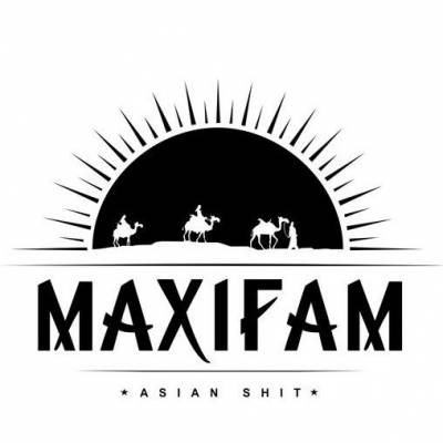 MAXIFAM — Asian Shit (2015)